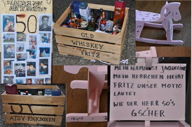 Geschenke-Collage
