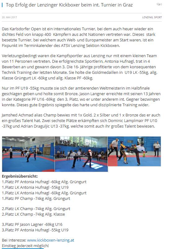 Karlsdorfer Open